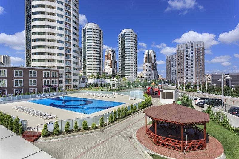 Modern Property In Europe Istanbul Bahcesehir 1