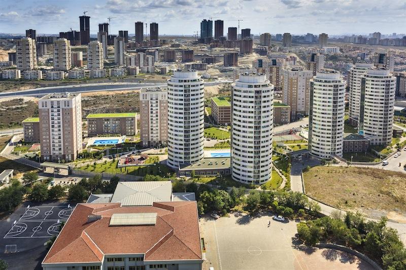 Modern Property In Europe Istanbul Bahcesehir 2