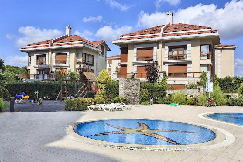 Modern Villa in Installments in Istanbul for sale 1