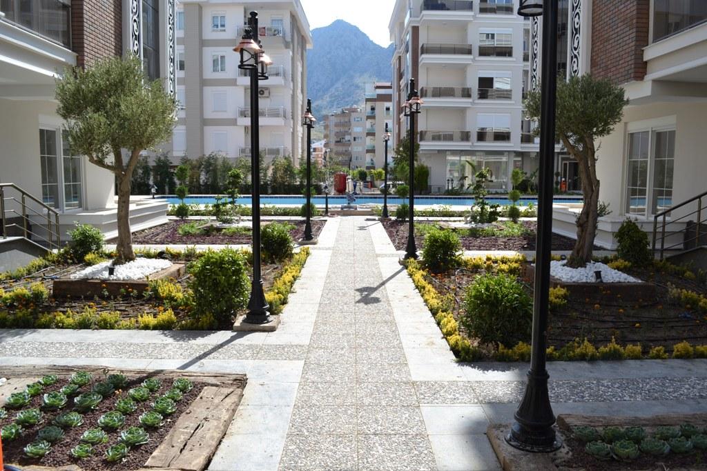 New Apartment In Antalya Konyaalti 4