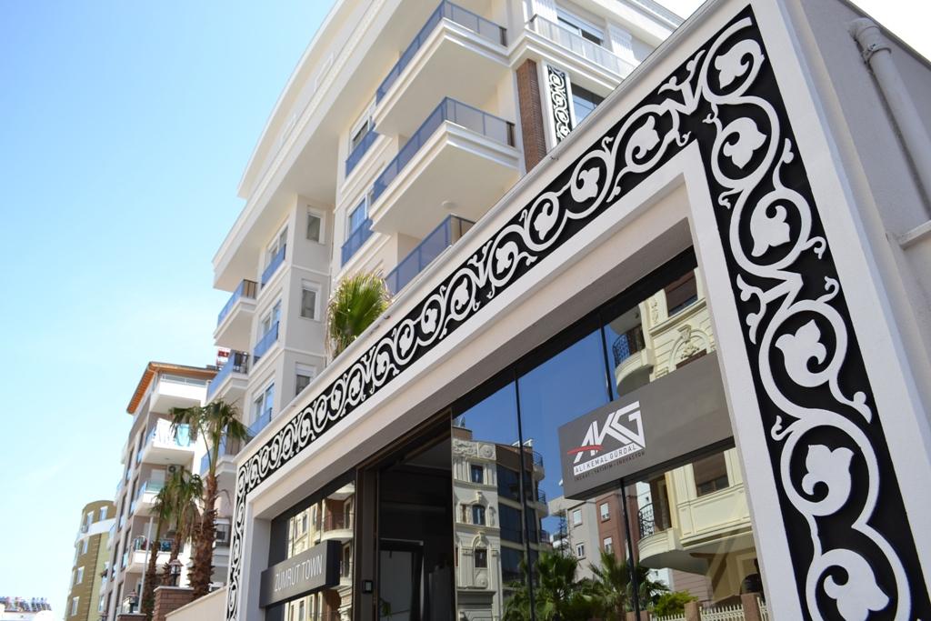 New Apartment In Antalya Konyaalti 3