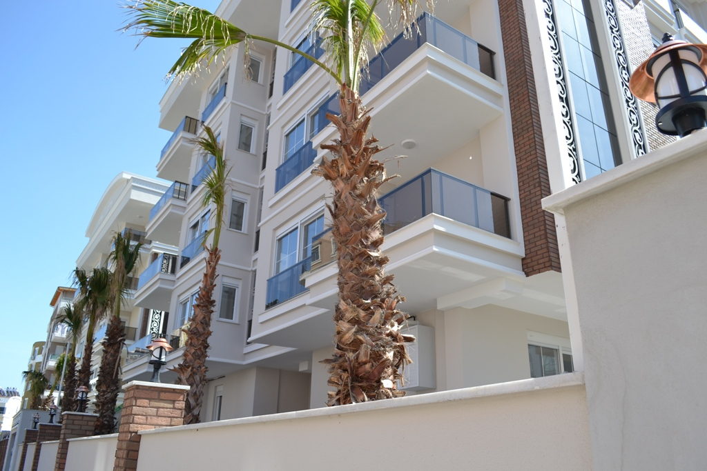 New Apartment In Antalya Konyaalti 1