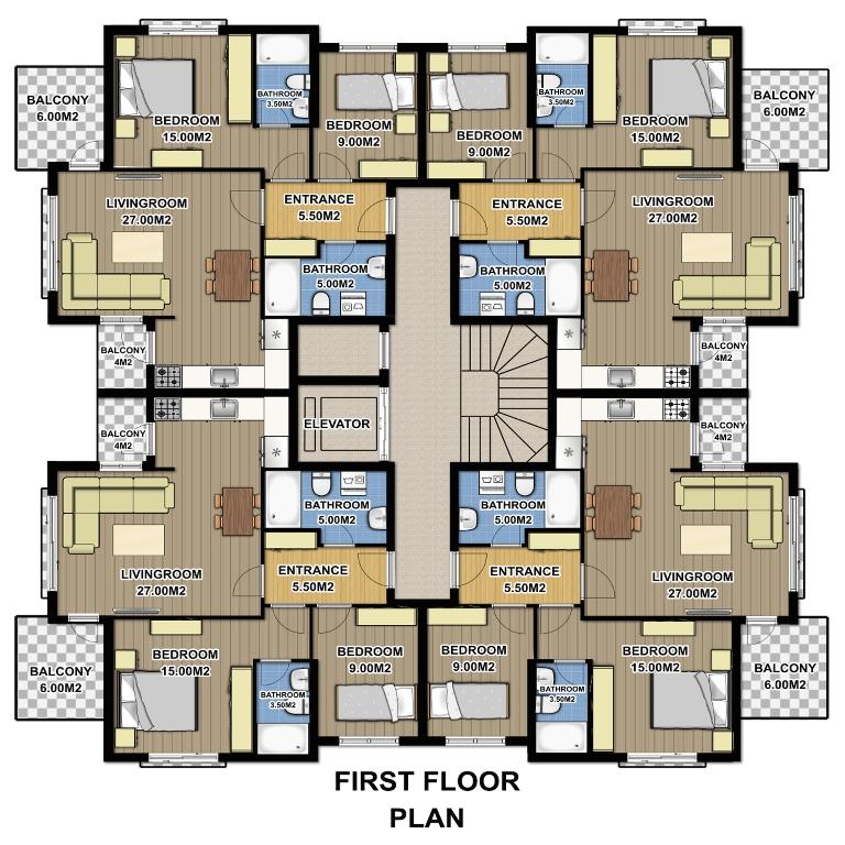 New Apartment In Antalya Konyaalti 13