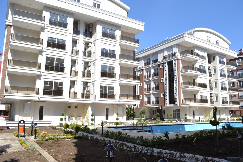New Apartment In Antalya Konyaalti 8