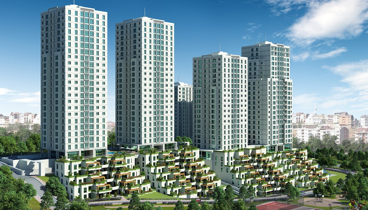New Luxury Istanbul Flats For Sale 2