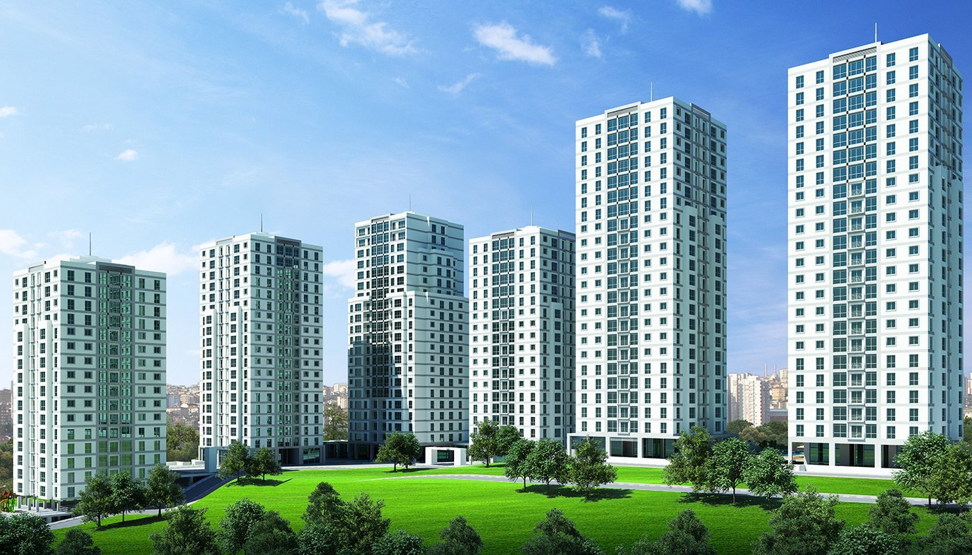 New Luxury Istanbul Flats For Sale 4
