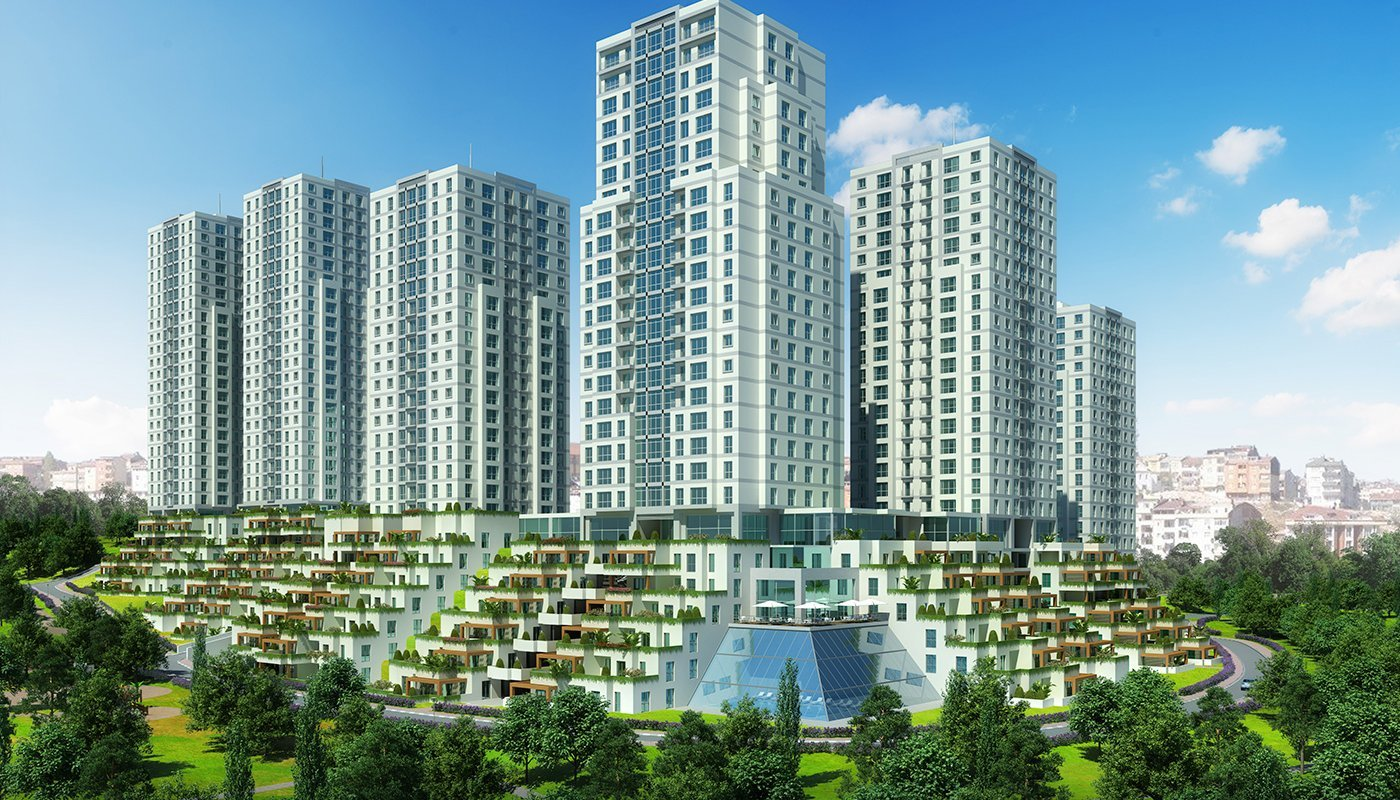 New Luxury Istanbul Flats For Sale 5