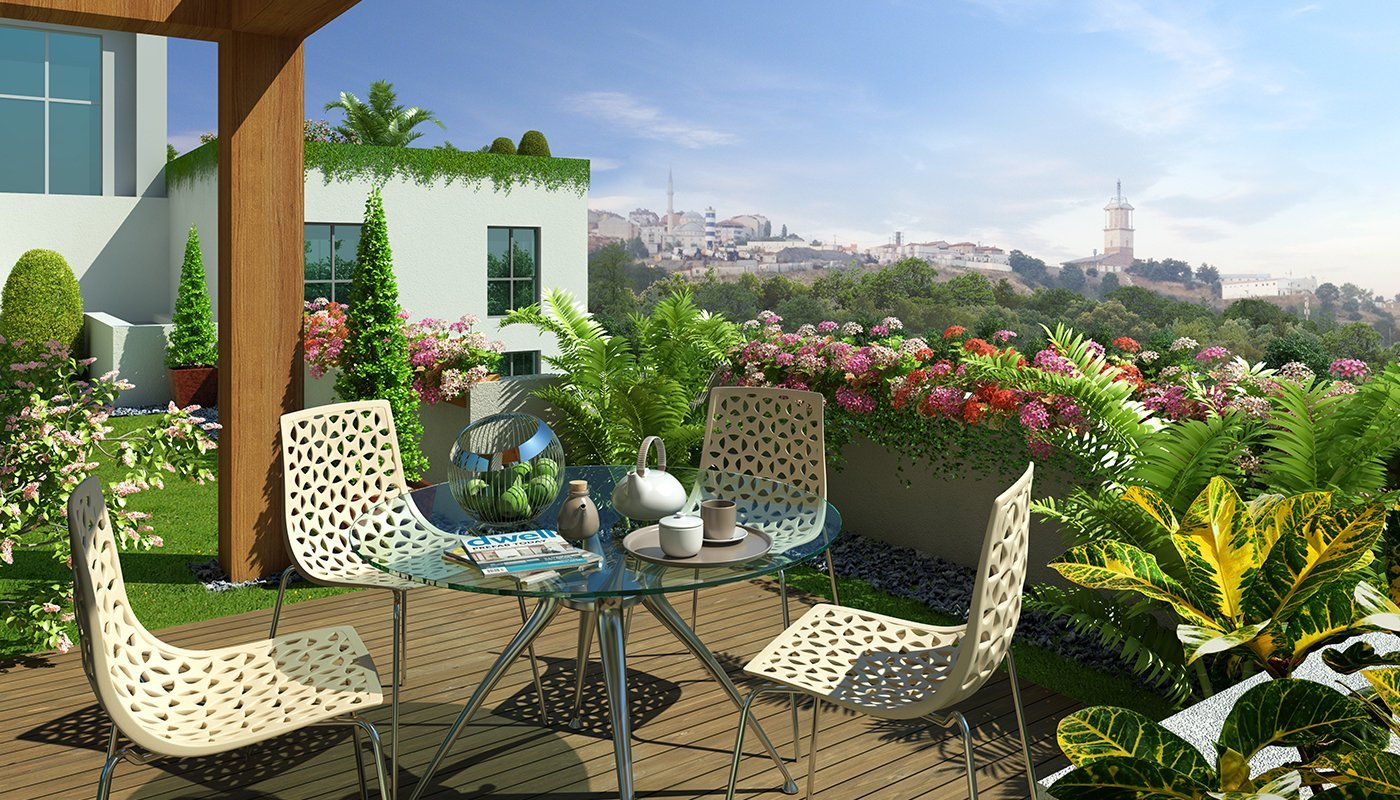 New Luxury Istanbul Flats For Sale 7