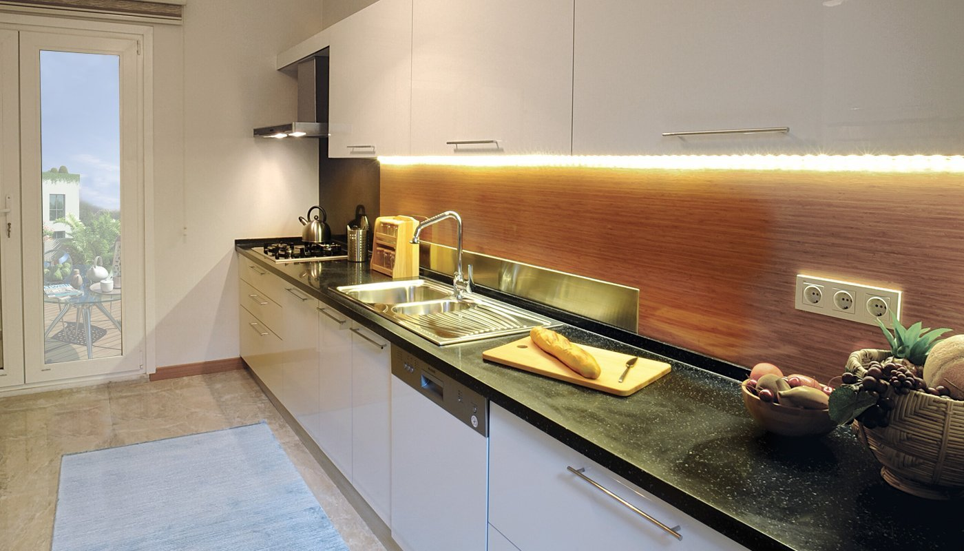 New Luxury Istanbul Flats For Sale 9