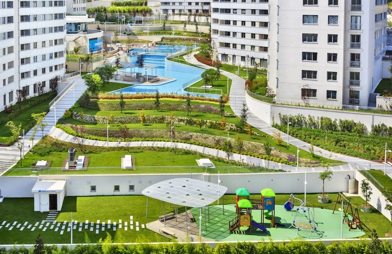 Turkish Estate Apartments In Istanbul 4