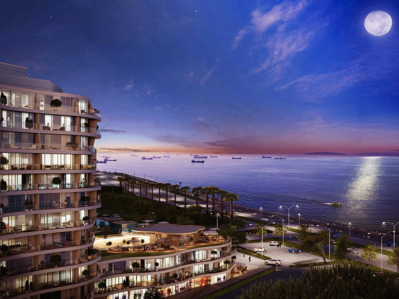 Property with Seaview In Istanbul 10