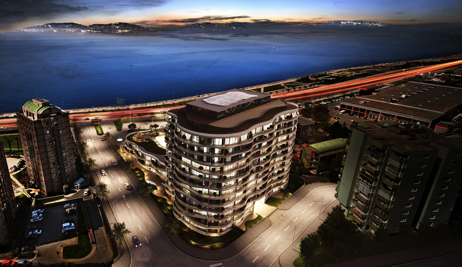 Property with Seaview In Istanbul 13