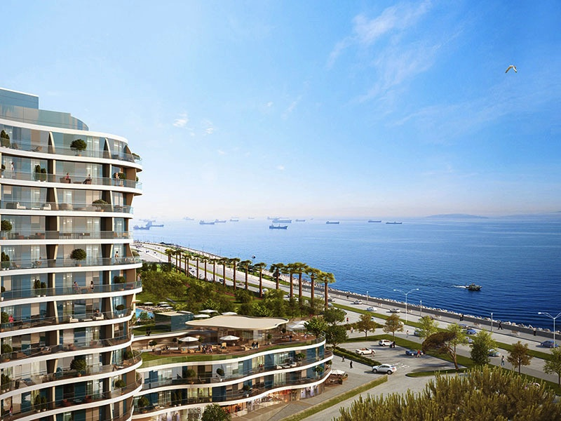 Property with Seaview In Istanbul 3