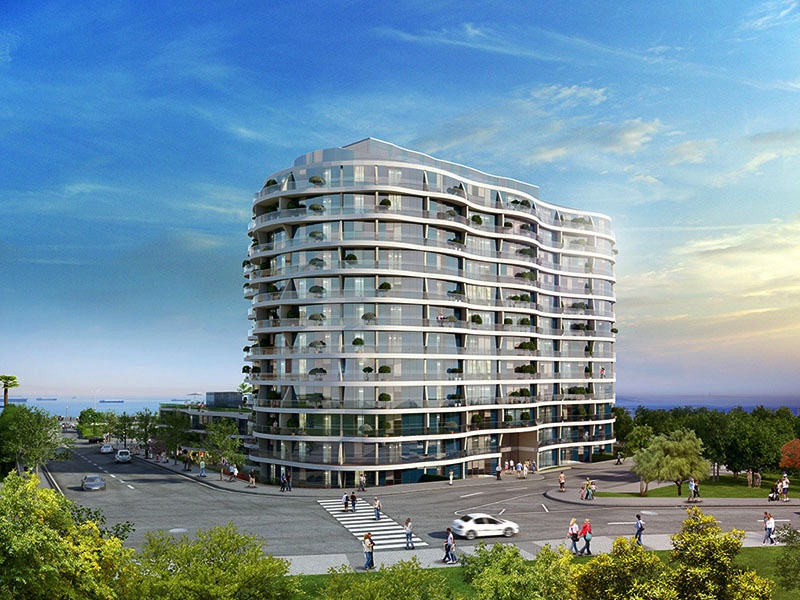 Property with Seaview In Istanbul 4