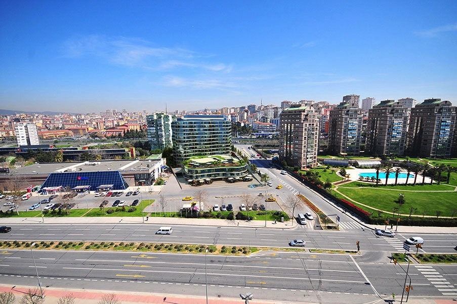 seaview apartments in istanbul 14