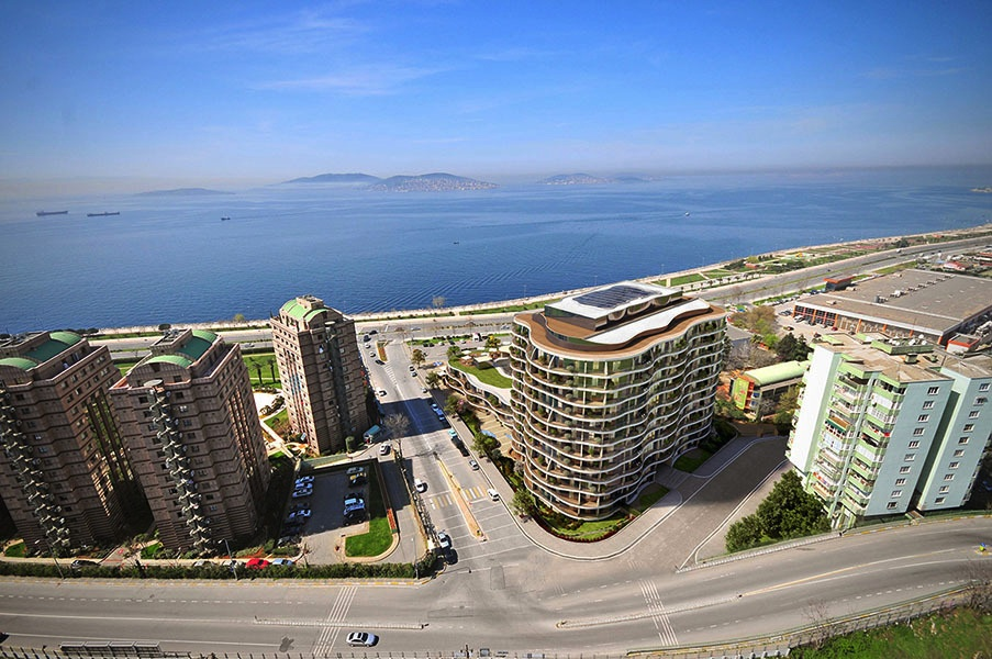seaview apartments in istanbul 15