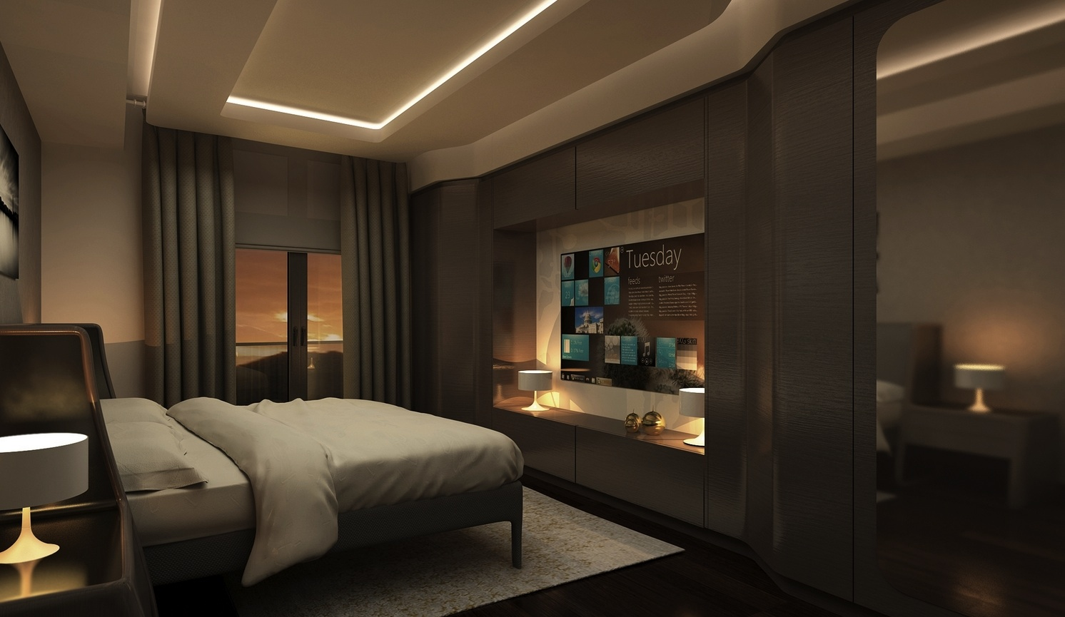 seaview apartments in istanbul 17