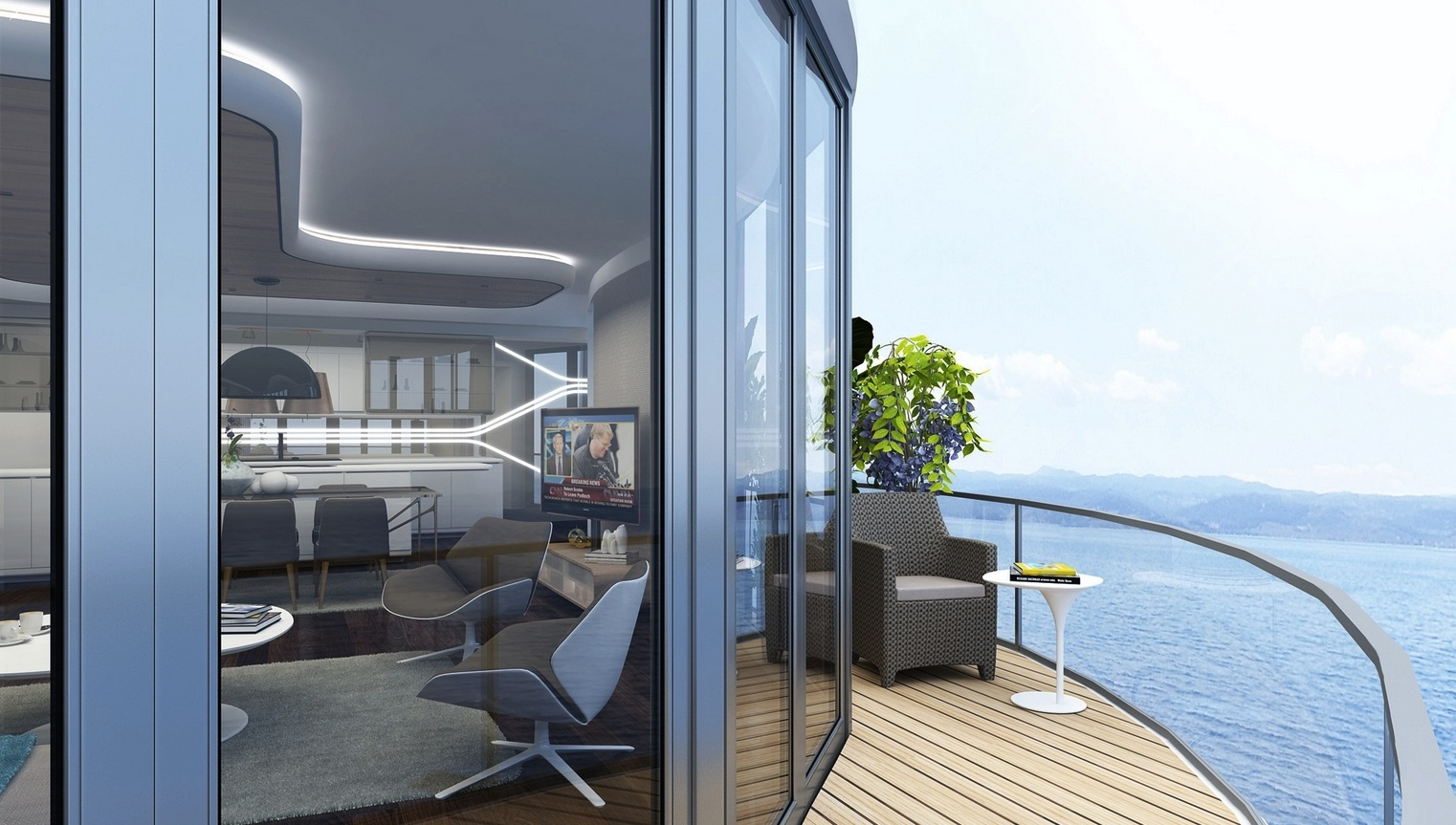 seaview apartments in istanbul 22