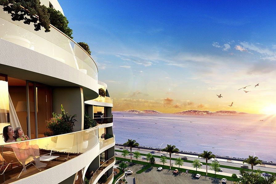 seaview apartments in istanbul 7