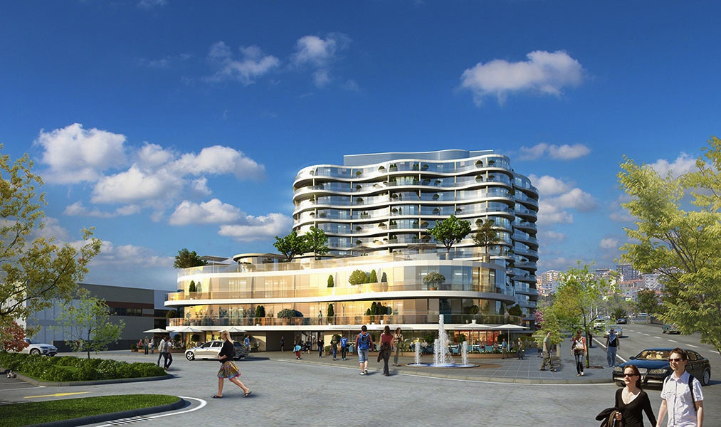seaview apartments in istanbul 8
