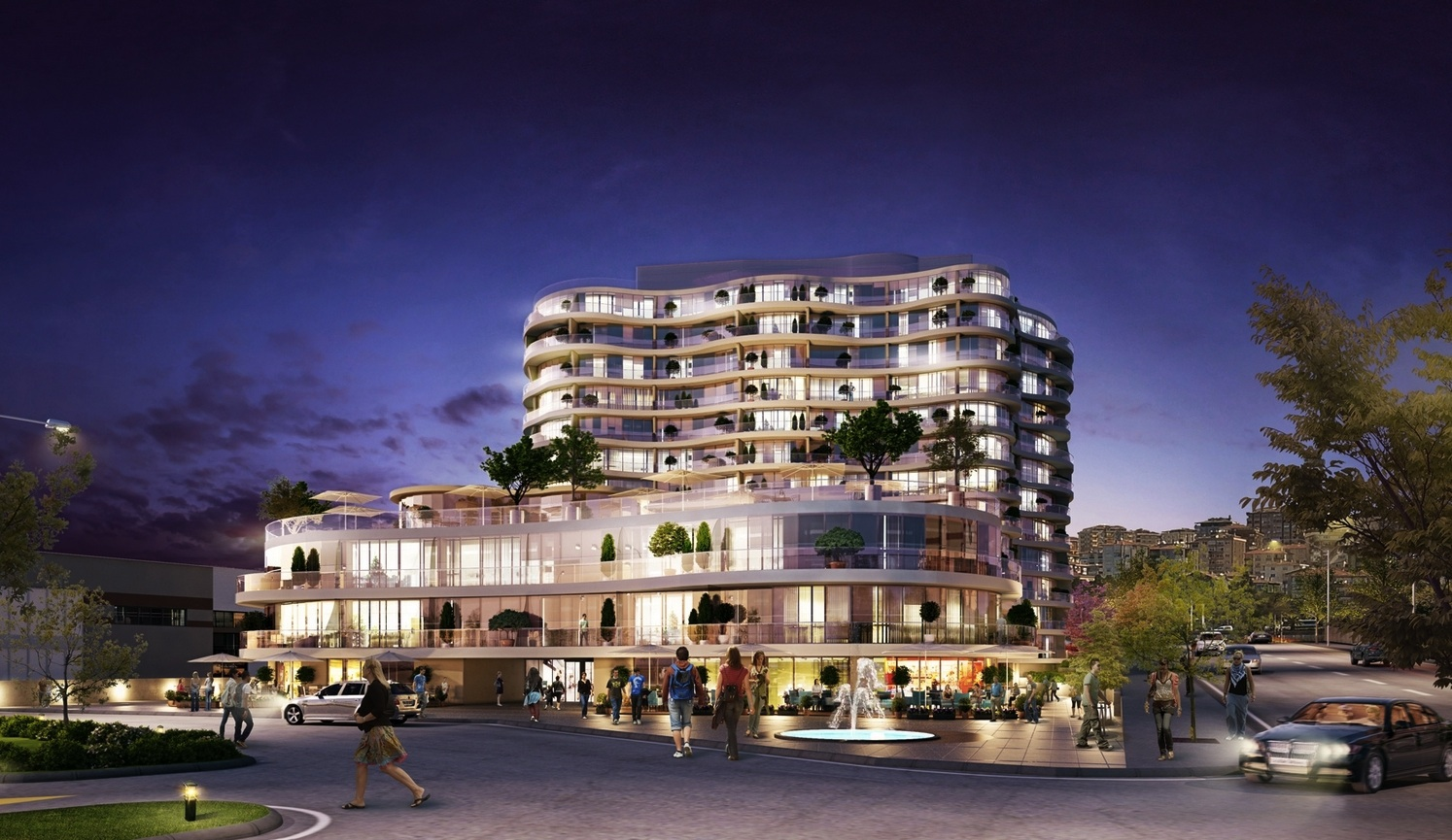 seaview apartments in istanbul 3
