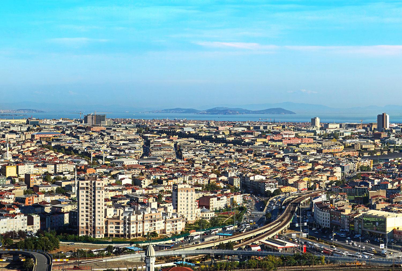 Seaview Flats in Istanbul Turkey 15