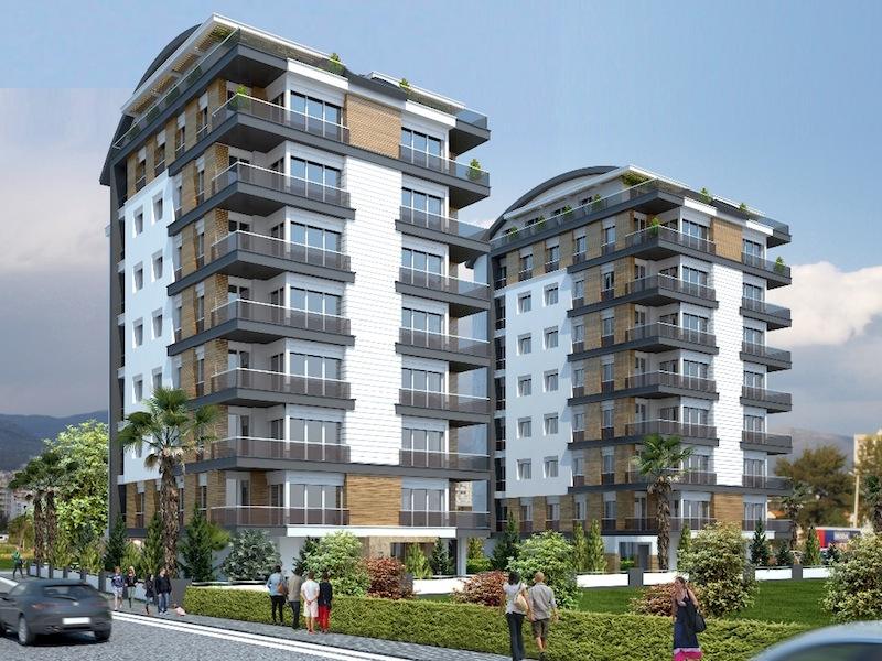 Sun City Apartment in Antalya 10