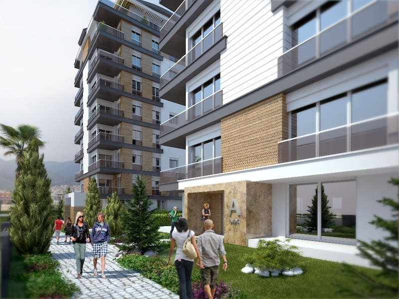 Sun City Apartment in Antalya 2