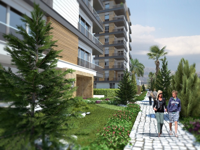 Sun City Apartment in Antalya 4