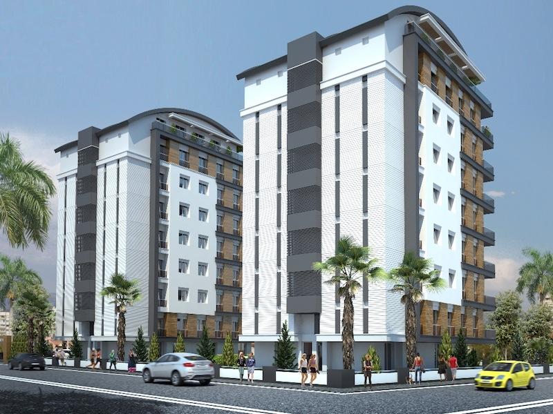 Sun City Apartment in Antalya 5