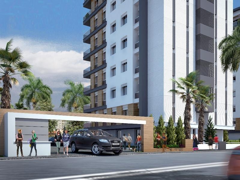 Sun City Apartment in Antalya 6