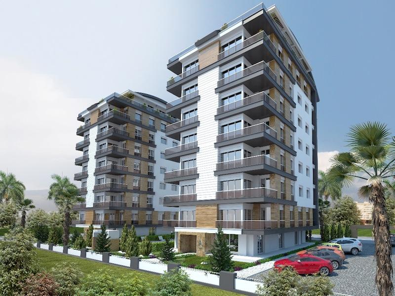 Sun City Apartment in Antalya 7