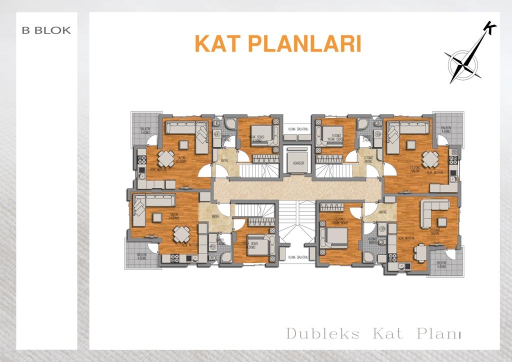 antalya new apartments near sea 20