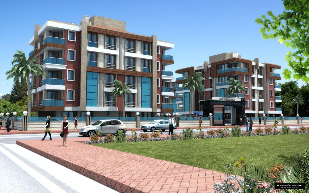 Apartments for Sale in Konyaalti Turkey 2