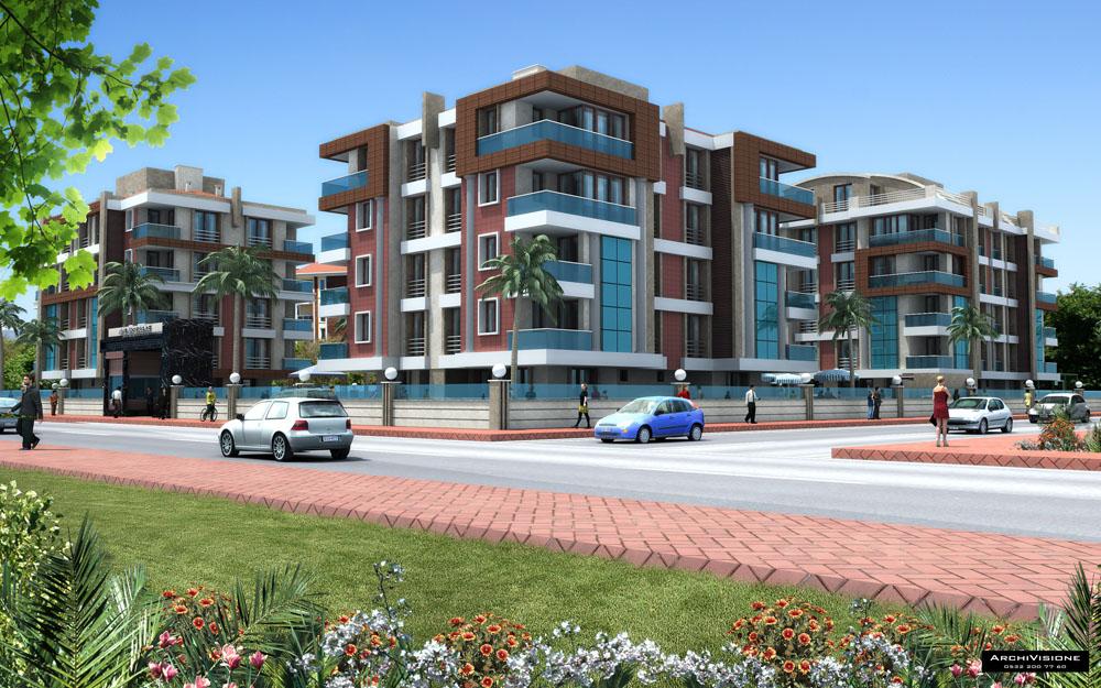 Apartments for Sale in Konyaalti Turkey 3