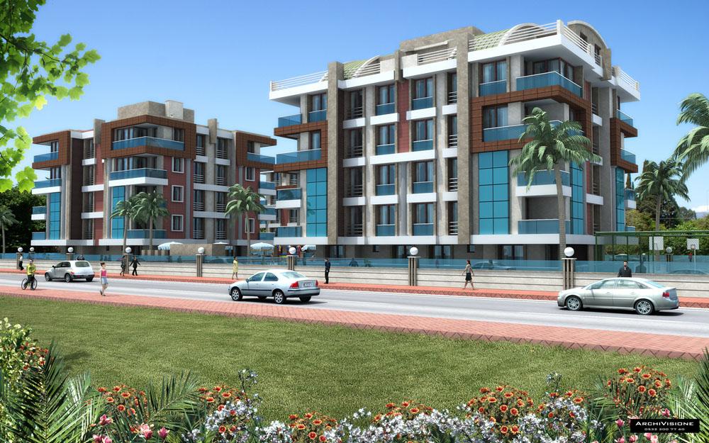 Apartments for Sale in Konyaalti Turkey 4