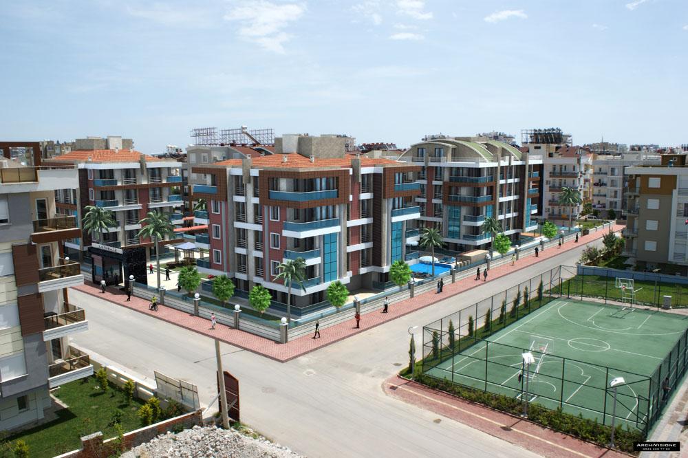 Apartments for Sale in Konyaalti Turkey 5