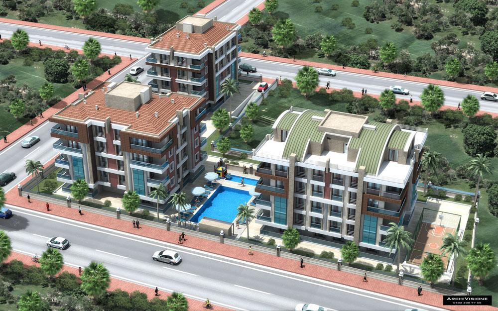 Apartments for Sale in Konyaalti Turkey 6