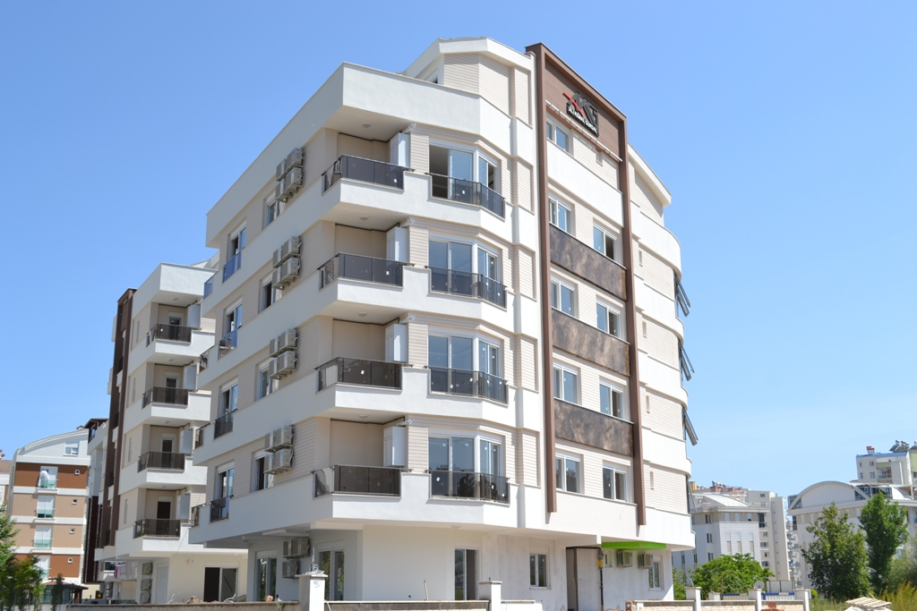 apartments in antalya konyaalti with view 2