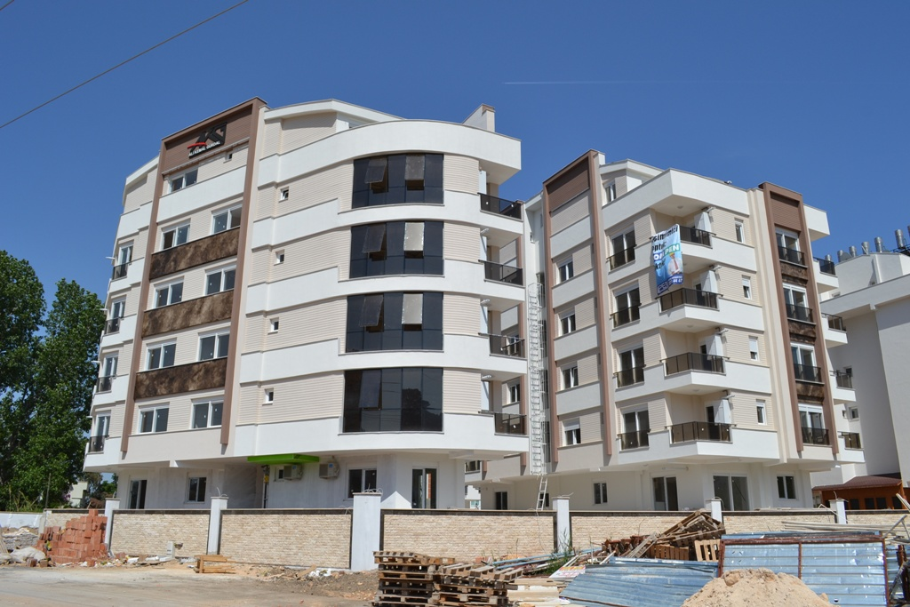 apartments in antalya konyaalti with view 3