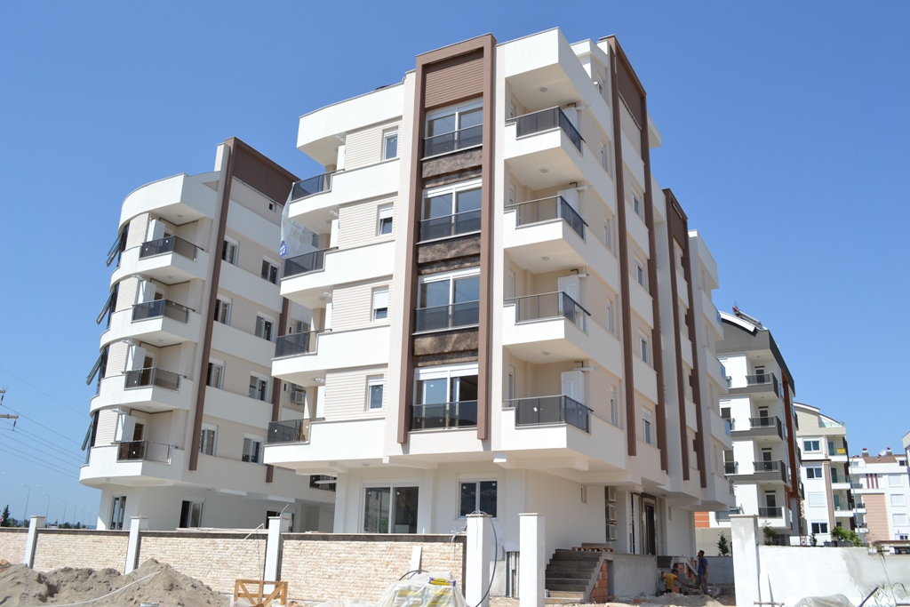 apartments in antalya konyaalti with view 4