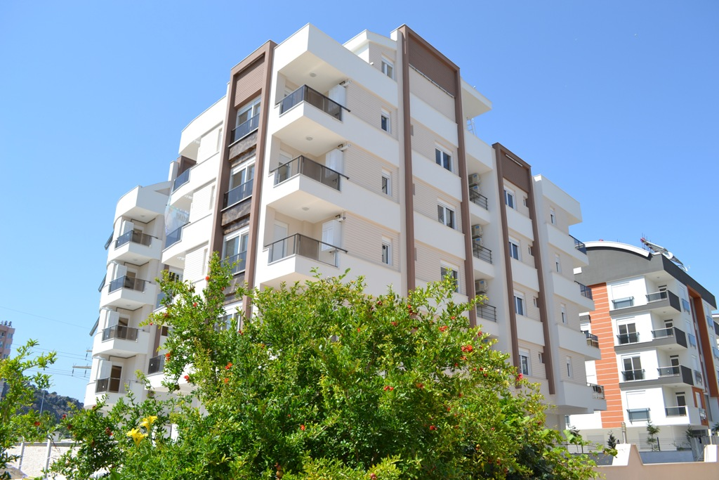 apartments in antalya konyaalti with view 5