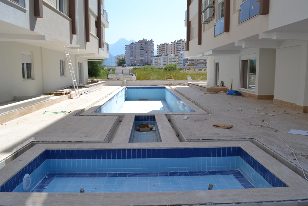 apartments in antalya konyaalti with view 6