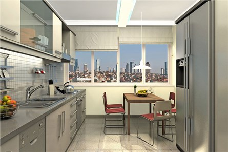 Buy An Apartment in the Center Of Istanbul 9