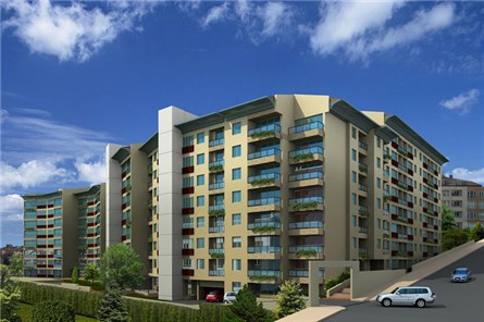 Buy An Apartment in the Center Of Istanbul 4