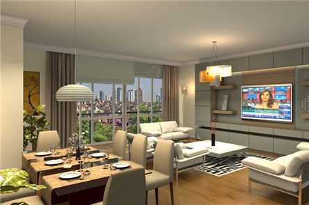Buy An Apartment in the Center Of Istanbul 8