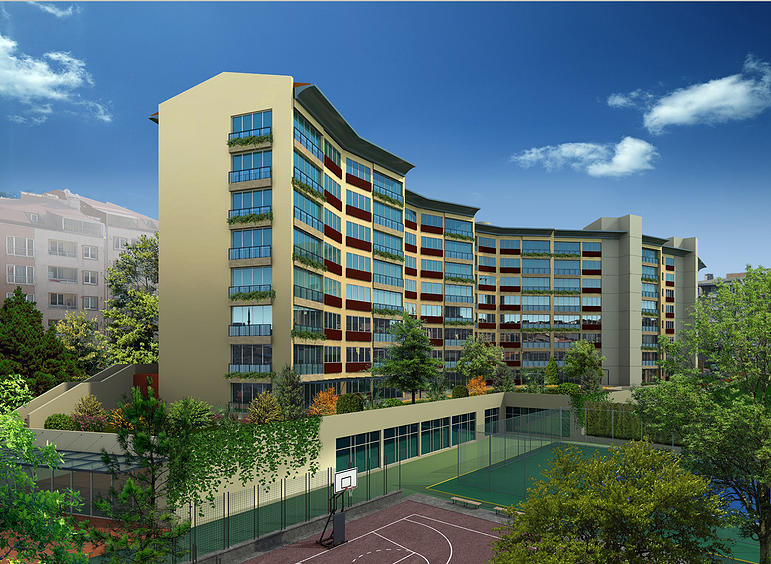 Buy An Apartment in the Center Of Istanbul 1