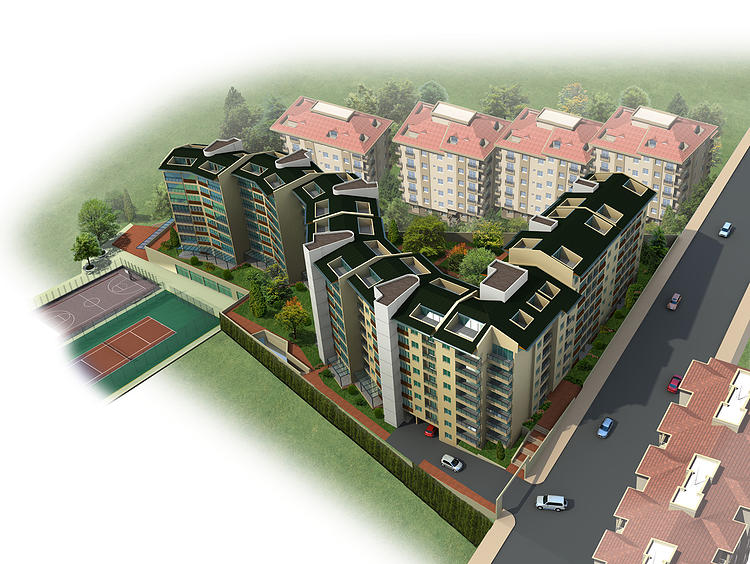 Buy An Apartment in the Center Of Istanbul 2