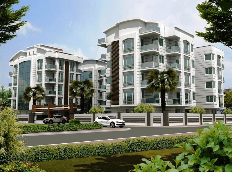New Flats inside Antalya for Sale 3