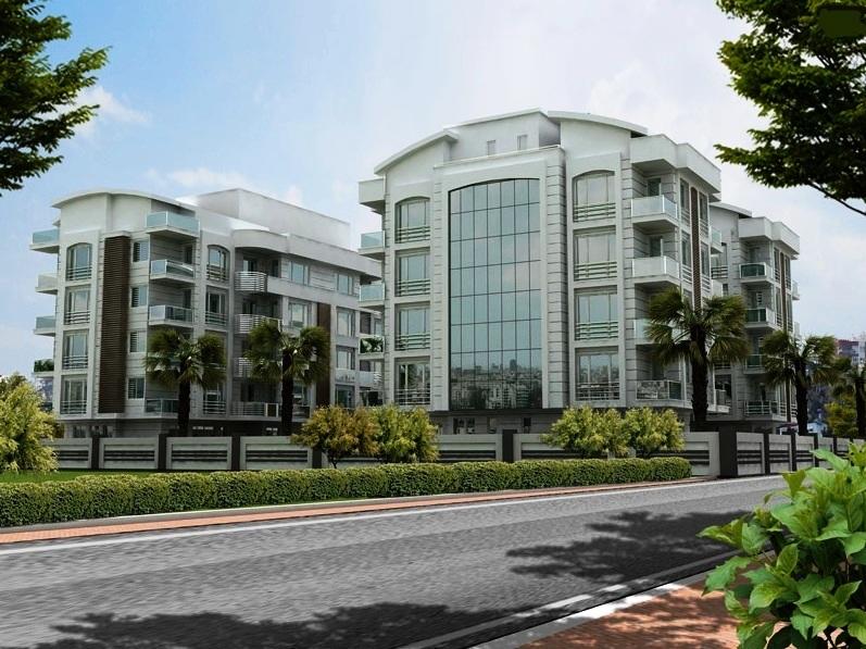 New Flats inside Antalya for Sale 4